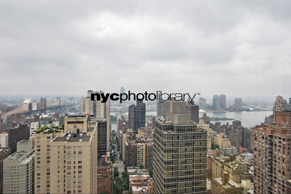 Roof View at 235 East 55th Street