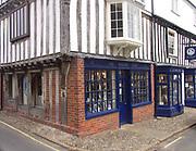 A51P63 The Shrine Shop Little Walsingham Norfolk England