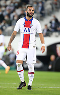 Jese of PSG during the French championship Ligue 1 football match between RC Lens (Racing Club de Lens) and Paris Saint-Germain (PSG) on September 10, 2020 at Stade Felix Bollaert in Lens, France - Photo Juan Soliz / ProSportsImages / DPPI