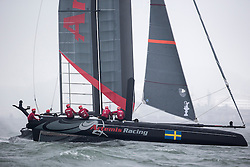 Matchrace qualifiers, Wednesday October 3rd. AC45 World Series San Francisco (Oct. 2-7).
