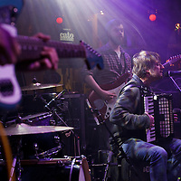 Picture shows :<br /> Kenny Anderson aka King Creosote pictured in Austin, Texas at The Creative Scotland showcase with as part of Withered Hand at the British Music Embassy at Latitude just off 6th street in downtown Austin.<br /> Picture  © Drew Farrell<br /> 14th March 2014<br /> <br /> <br /> Creative Scotland is supporting a Scottish music showcases at South by South West (SxSW), the world's most prestigious international showcase for contemporary music.  <br /> SxSW is one of the largest and most important events in the music industry calendar and recognised as providing an important platform for artists to develop their careers internationally.<br /> <br /> <br /> <br /> Media Contact<br /> Sophie Bambrough<br /> E: sophie.bambrough@creativescotland.com<br /> T: 07747606146