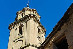 Church in Adahuesca, Huesca, Aragon, Spain<br /> <br /> (c) Andrew Wilson | Edinburgh Elite media
