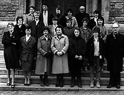 Killarney Choir 1977.Picture by Donal MacMonagle