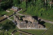 Zeelandia<br /> Dutch fort built 1743<br /> Fort Island<br /> Essequibo River<br /> GUYANA<br /> South America<br /> Longest river in Guyana