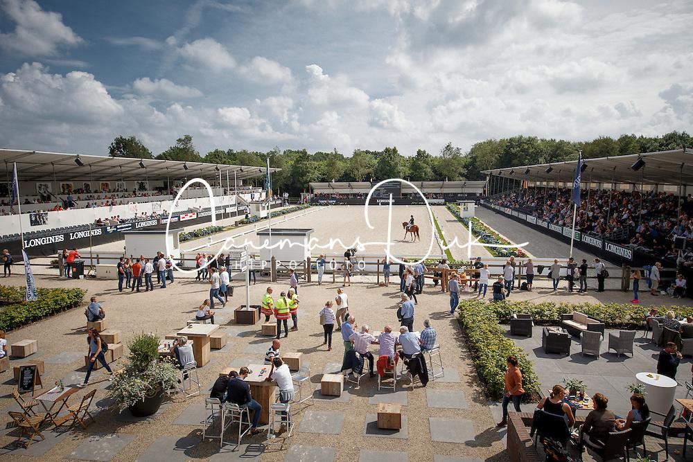 Overview arena<br /> World Championship Young Dressage Horses <br /> Ermelo 2016<br /> © Hippo Foto - Dirk Caremans<br /> 28/07/16