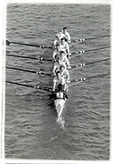 Chiswick,  Greater London England, 1994 Head of the River Race,  [© Peter Spurrier/Intersport Images], Chiswick Bridge, LEANDER I, 26 March 1994, Bow, Mark Hunter,  ANOTHER, Pete Bridge, Matthew Pinsent Richard Manners Steve Redgrave, Cal McLennan