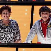 NLD/Amsterdam/20190411 - Perspresentatie All Together Now, Marjolein Touw en Dennie Christian