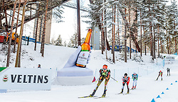 24.02.2017, Lahti, FIN, FIS Weltmeisterschaften Ski Nordisch, Lahti 2017, Nordische Kombination, Langlauf, im Bild Fabian Riessle (GER) // Fabian Riessle of Germany during Cross Country of Nordic Combined competition of FIS Nordic Ski World Championships 2017. Lahti, Finland on 2017/02/24. EXPA Pictures © 2017, PhotoCredit: EXPA/ JFK