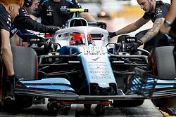 May 10, 2019 - Barcelona, Spain - Motorsports: FIA Formula One World Championship 2019, Grand Prix of Spain, ..#88 Robert Kubica (POL, ROKiT Williams Racing) (Credit Image: © Hoch Zwei via ZUMA Wire)