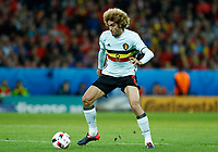 Marouane Fellaini (Belgium)<br /> Lille 01-07-2016 Stade Pierre Mauroy Football Euro2016 Wales - Belgium / Galles - Belgio <br /> Quarter-finals. Foto Matteo Ciambelli / Insidefoto