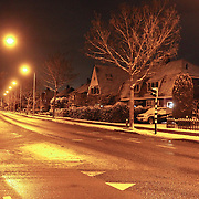 NLD/Amsterdam/20101129 - Nachtelijk straten gemeente Huizen, Ceintuurbaan