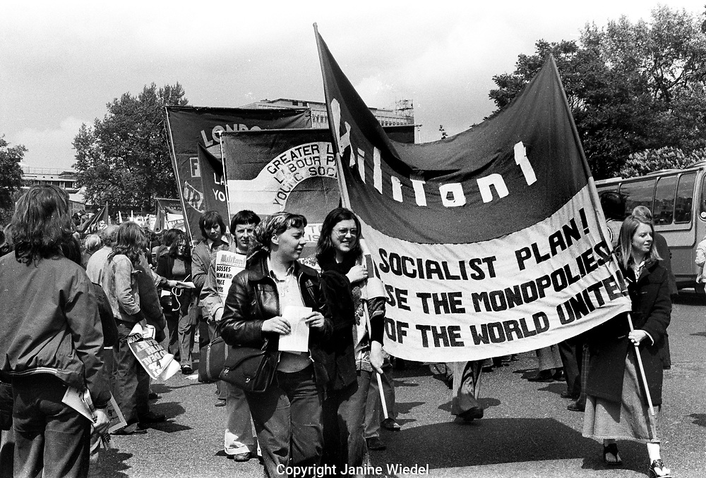 National Right to Work Campaign in 1976