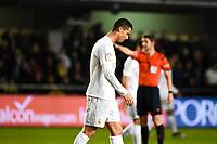 Real Madrid's Cristiano Ronaldo  during La Liga match. December 13, 2015. (ALTERPHOTOS/Javier Comos)