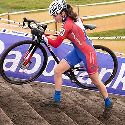 11-01-2020: Wielrennen: NK Veldrijden: Rucphen<br />Elise Timmermans