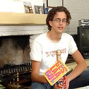 NLD/Huizen/20050622 - Matthijs Biesbroek cum laude geslaagd Sloep 60 Huizen
