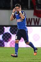 Joie Monaco - Joao Moutinho - 20.12.2014 - Metz / Monaco - 17eme journee de Ligue 1 -<br />Photo : Fred Marvaux / Icon Sport