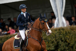Ekberg Jonna, SWE, Cassini Bay<br /> FEI Nations Cup of Belgium<br /> CSIO Lummen 2017<br /> © Hippo Foto - Dirk Caremans<br /> 28/04/2017