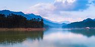 Mattupetty Damn, Munnar, Western Ghats Mountains, Kerala, India