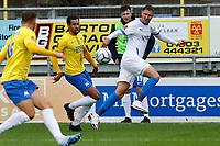 Richie Bennett. Torquay United FC 1-0 Stockport County FC. Vanarama National League. 3.10.20