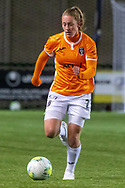 Mairead Fulton (#7) of Glasgow City FC during the Scottish Building Society Womens Premier League match between Glasgow City Women and Rangers Women at Broadwood Stadium, Glasgow, Scotland on 13 December 2020.