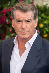 © Licensed to London News Pictures. 16/07/2018. London, UK. Pierce Brosnan attends the Mamma Mia! Here We Go Again World Film Premiere at Eventime Apollo Hammersmith. Photo credit: Ray Tang/LNP