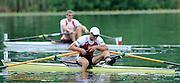 Lucerne, SWITZERLAND.  , at the  2008 FISA World Cup Regatta, Round 2.  Lake Rotsee, on Sunday, 01/06/2008.  [Mandatory Credit:  Peter Spurrier/Intersport Images].Lucerne International Regatta. Rowing Course, Lake Rottsee, Lucerne, SWITZERLAND.