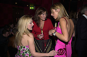 Glamour magazine launch party. Red Cube. 6 March 2001. © Copyright Photograph by Dafydd Jones 66 Stockwell Park Rd. London SW9 0DA Tel 020 7733 0108 www.dafjones.com