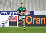 Andrew Conway of Ireland during the Guinness Six Nations 2020, rugby union match between France and Ireland on October 31, 2020 at Stade de France in Saint-Denis near Paris, France - Photo Jean Catuffe / ProSportsImages / DPPI