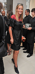INDIA HICKS at a reception hosted by Vogue and Burberry to celebrate the launch of Fashions Night Out - held at Burberry, 21-23 Bond Street, London on 10th September 2009.