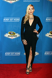 Skylar Grey attending the 2016 NASCAR Sprint Cup Series Awards