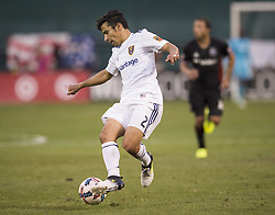 August 13, 2017 - Washington, United States - Washington, DC - August 13, 2017: D.C. United lost to Real Salt Lake 1-0 during a Major League Soccer (MLS) match at RFK Stadium. (Credit Image: © Brad Smith/ISIPhotos via ZUMA Wire)