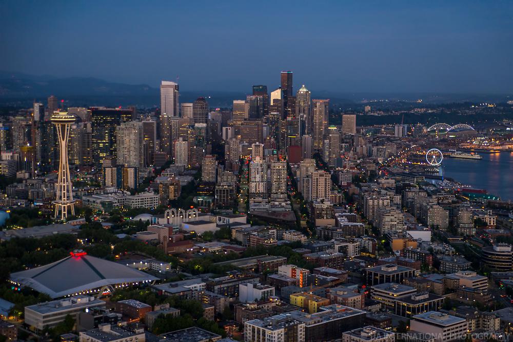 Quintessential Seattle Skyline