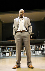 Statement of Regret<br /> by Kwame Kwei-Armah<br /> at the Cottesloe Theatre, London, Great Britain<br /> press photocall<br /> 13th November 2007<br /> <br /> Don Warrington (as Kwaku Mackenzie)<br /> <br /> <br /> Photograph by Elliott Franks