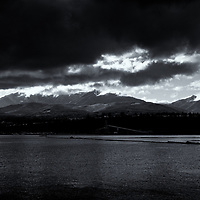 Port Angeles, WA<br /> Editted & converted to B&W 12/17/18<br /> 1st print 17x22 12/17/18