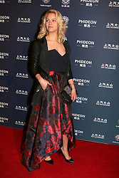 21st Annual Huading Global Film Awards - Arrivals at The Theatre at The ACE Hotel on December 15, 2016 in Los Angeles, CA. 15 Dec 2016 Pictured: Gage Golightly. Photo credit: Hutch / MEGA TheMegaAgency.com +1 888 505 6342