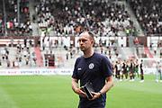 Fussball: 2. Bundesliga, FC St. Pauli - Holstein Kiel, Hamburg, 25.07.2021<br /> Trainer Ole Werner (Kiel)<br /> © Torsten Helmke