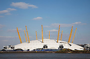 The O2. Formerly the Millennium Dome. Now a premier music venue, the O2 was originally built as the focus for celebrations in the turn of the century.