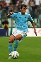 Roma 25/9/2005 Campionato Italiano Serie A <br /> Lazio Palermo 4-2 <br /> Goran Pandev Lazio <br /> Photo Andrea Staccioli Digitalsport<br /> Norway only