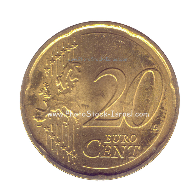20 Euro Cents Nordic gold coin (Germany)