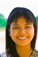 Burmese woman, Bago, Myanmar (Burma)
