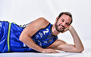 Miro Bilan<br /> Media Day Banco di Sardegna Dinamo Sassari<br /> LBA Legabasket Serie A 2019-2020<br /> Sassari, 14/10/2019<br /> Foto L.Canu / Ciamillo-Castoria