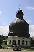 Neamt Monastery, Romania The library