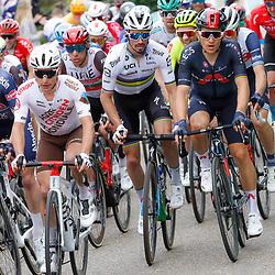 18-04-2021: Wielrennen: Amstel Gold Race men: Berg en Terblijt<br />Julian Alaphillipe
