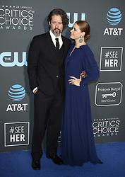 24th Annual Critics' Choice Awards. 13 Jan 2019 Pictured: Amy Adams, Darren Le Gallo. Photo credit: Jaxon / MEGA TheMegaAgency.com +1 888 505 6342