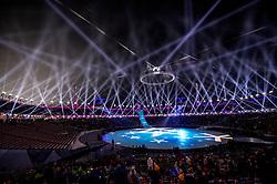 09-02-2018 KOR: Olympic Games day -1, PyeongChang<br /> Openingsceremonie Pyeongchang 2018 Olympic Winter Games