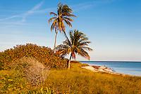 US, Florida Keys. Bahia Honda State Park.