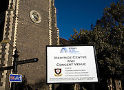 Heritage Centre and Concert Venue, St Peter's by the waterfront, Ipswich, Suffolk, England