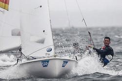 , Travemünde - Travemünder Woche 21. - 30.07.2017, 420er - GER 55330 - Lennart KUSS - Paul ARP - Warnemünder Segel-Club e. V