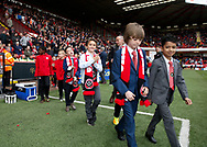 Academy pitch walk during the English League One match at  Bramall Lane Stadium, Sheffield. Picture date: April 30th 2017. Pic credit should read: Simon Bellis/Sportimage