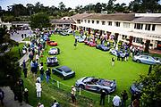 August 15, 2019:  Pebble Beach Concours, Lamborghini Aventador SVJ 63